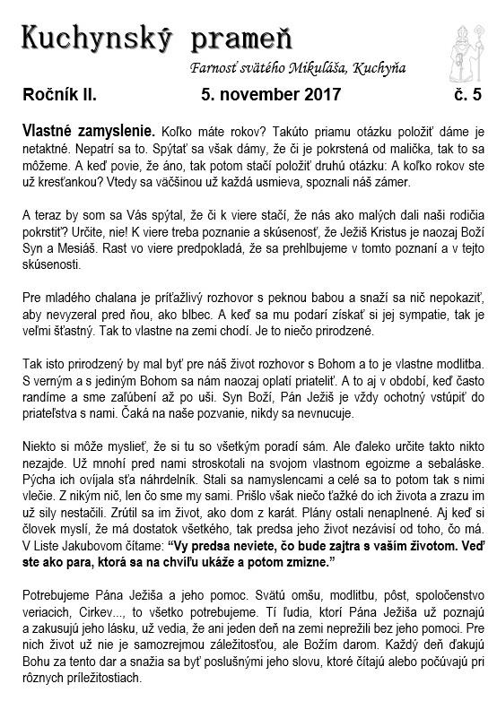 68212262ff Kuchynský prameň - ročník II